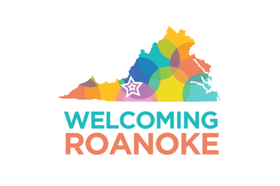 Welcoming Roanoke Logo